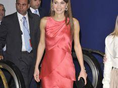 REPORTAGE PHOTOS : La sublime Rania de Jordanie, fan du beau James Bond !
