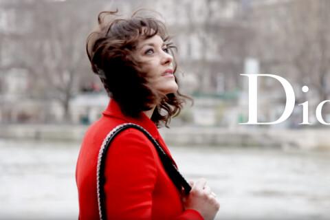 Marion Cotillard : La Lady Dior radieuse à Paris, avant de débarquer à Cannes