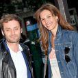 Doria Tillier et Augustin Trapenard - Inauguration de la boutique Kiehl's au 2 rue de Sèvres à Paris, le 3 juillet 2014.