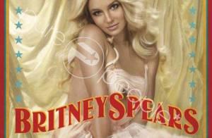 PHOTOS : En avant-première, la pochette du nouvel album de Britney Spears !