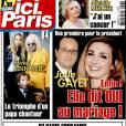 Le magazine Ici Paris du 11 mai 2016