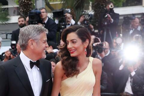 Cannes 2016 : George Clooney et sa divine Amal paradent pour Jodie Foster