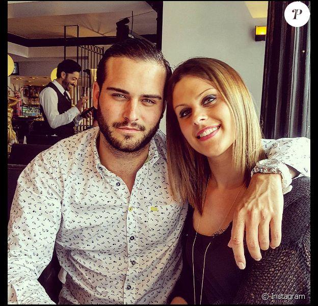 Nikola Lozina présente sa soeur Célia Lozina, sur Instagram, et lui souhaite un bel anniversaire