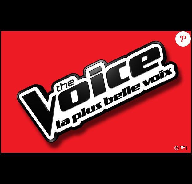 Logo de l'émission The Voice, sur TF1.