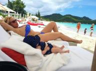 Coco Austin et sa fille Chanel : Bikinis assortis pour leurs vacances en famille