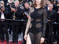 Laetitia Casta : Femme fatale en transparence à Cannes, elle envoûte et surprend