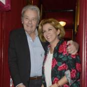 """Corinne Touzet : Son """"Nouveau Départ"""" avec Christian Vadim salué par Alain Delon"""