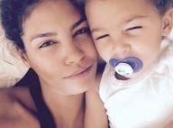 Chloé Mortaud, jeune maman épanouie : Son fils Matis est son portrait craché !