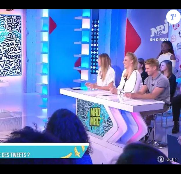 """Aurélie Preston et Andréane Chamberland critiquée dans le """"Mad Mag"""" de NRJ12, vendredi 27 mai 2016"""