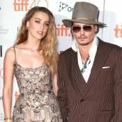"""Amber Heard : """"Johnny Depp m'a attrapée par les cheveux et poussée au sol"""""""