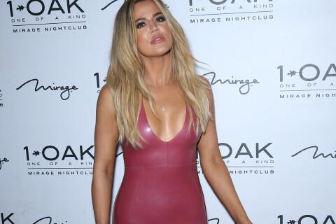 Khloé Kardashian : Plus amincie que jamais en robe latex, elle éclipse Kourtney