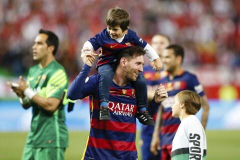 """Lionel Messi au tribunal pour fraude fiscale : """"J'ai confiance en mon papa"""""""