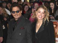 """Divorce de Johnny Depp : Amber Heard, victime d'un """"complot"""", contre-attaque..."""
