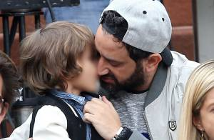 Cyril Hanouna : Pause tendresse avec son fils Lino à Roland-Garros !