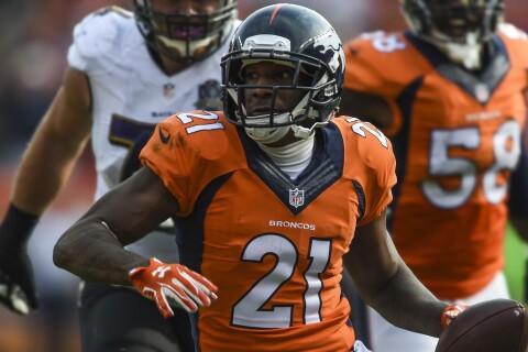 Aqib Talib : Le défenseur des Denver Broncos (NFL) blessé par balle