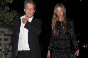 Hugh Grant : Amoureux face à son ex lors d'une soirée avec Kourtney Kardashian