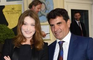 Carla Bruni-Sarkozy : Romantique et engagée au Festival de Cabourg