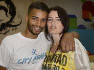 Brahim Zaibat, complice avec sa maman pour le lancement du Pleyel City Beat