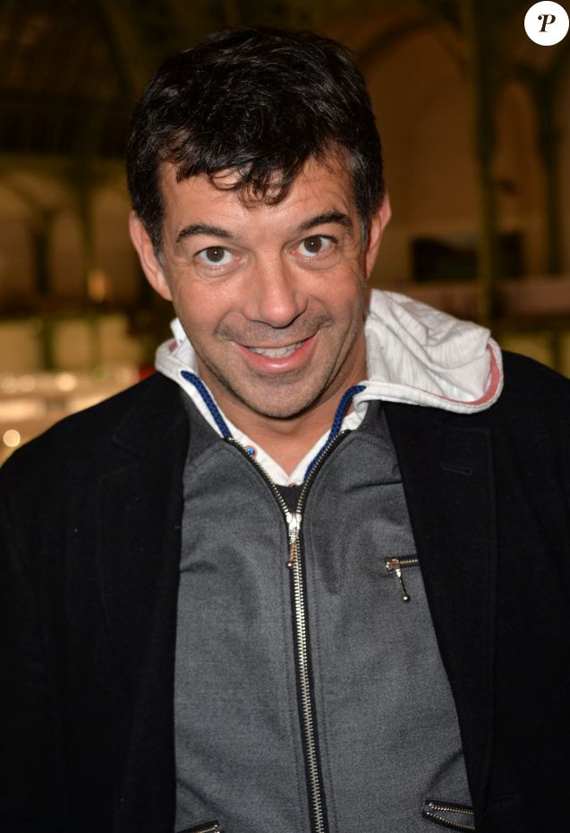 Stéphane Plaza - Soirée d'inauguration de la FIAC 2015 organisée par Orange au Grand Palais à Paris, le 21 octobre 2015. © Veeren / Bestimage
