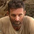 """Pascal de plus en plus mince """"Koh-Lanta 2016"""" sur TF1. Le 27 mai 2016."""