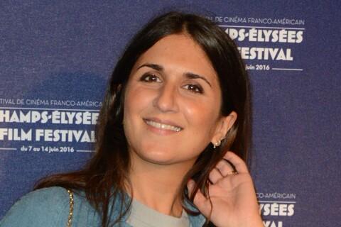 """Géraldine Nakache enceinte retrouve sa """"soeur"""" Virginie Efira aux Champs-Élysées"""