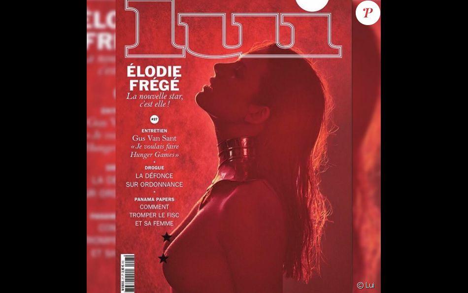 Couvertures de magazines nus