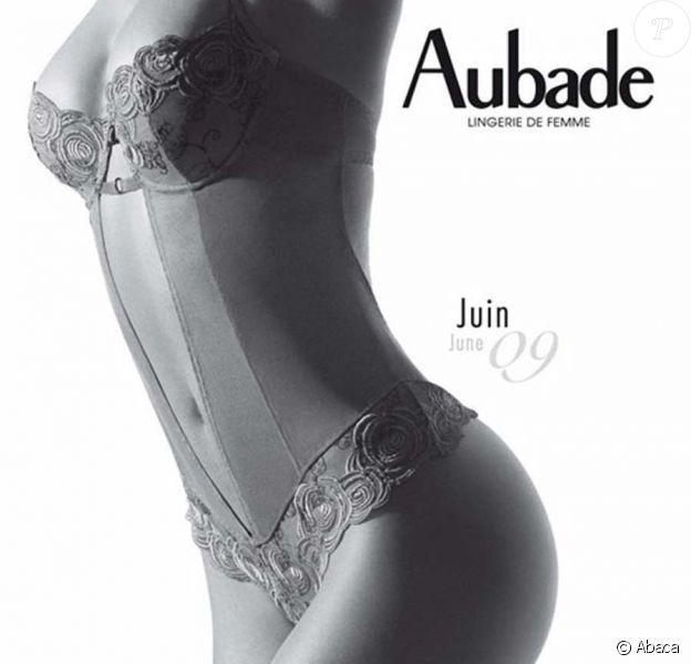 Calendrier Aubade 2009