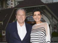 Cristina Cordula, Garou et leurs amoureux: Au top pour un moment chic et détendu