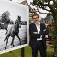 Emanuele Scorcelletti - Inauguration de l'hôtel Barrière Le Normandy à Deauville, le 18 juin 2016. © Coadic Guirec/Bestimage