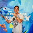 """L'animateur Billy- Avant-première du film """"Le Monde De Dory"""" au cinéma Gaumont Marignan Champs Elysées à Paris, France, le 20 juin 2016. © Coadic Guirec/Bestimage"""
