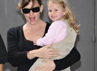 REPORTAGE PHOTOS : Violet Affleck-Garner n'en fait vraiment qu'à sa tête !