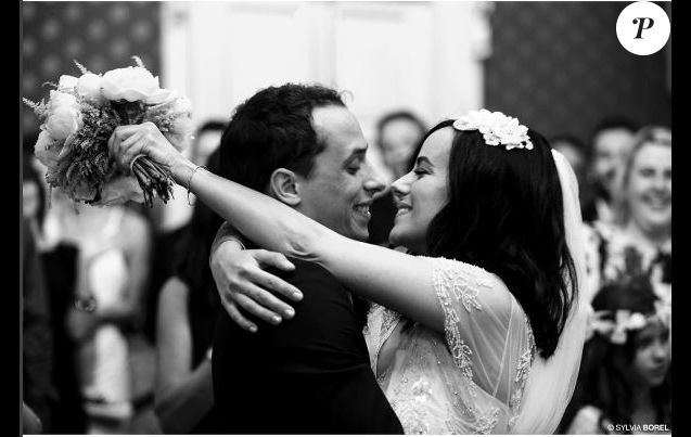 alize et grgoire lyonnet tendres messages de leurs invits aprs le mariage - Mariage Alizee