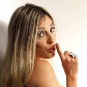 """Eve Angeli, à la plage : Nouvelle photo topless mais """"sage"""" !"""