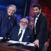 Cyril Hanouna, Dominique Farrugia : Grosse émission et fous rires avec Kad Merad