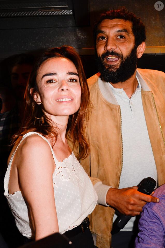Elodie Bouchez et Ramzy Bédia - Soirée de lancement de la 32ème édition de la Fête du Cinéma à l'UGC Ciné Cité Bercy à Paris, le 26 juin 2016. © Coadic Guirec/Bestimage