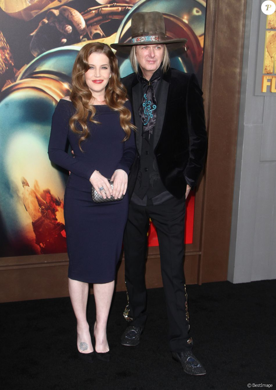 """Lisa Marie Presley - Première du film """" Mad Max - Fury Road """" à Los Angeles Le 07 Mai 2015"""