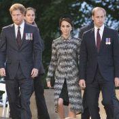 Kate Middleton : Des commémorations historiques aux côtés de William et Harry