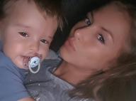 """Stéphanie Clerbois, maman comblée avec Lyam: """"La famille, rien de plus précieux"""""""