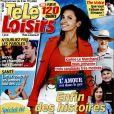 Magazine Télé Loisirs en kiosques le 4 juillet 2016.