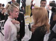 Johnny et Laeticia Hallyday : Amoureux fous avec leur amie Céline Dion chez Dior
