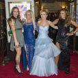 Melanie Brown, Geri Halliwell, Emma Bunton, Melanie Chisholm à la Premiere de la comedie musicale des Spice Girls 'The Viva Forever' a Londres le 11 Decembre 2012.