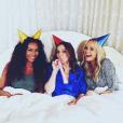 Emma Bunton, Geri Halliwell et Mel C - Les anciennes Spice Girls deviennent les Gem et annoncent leur grand retour, en juillet 2016