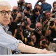 """Woody Allen - Photocall du film """"Café Society"""" lors du 69ème Festival International du Film de Cannes. Le 11 mai 2016 © Dominique Jacovides / Bestimage  Call for """"Café Society"""" at the 69th Cannes International Film Festival. On may 11th 201611/05/2016 -"""