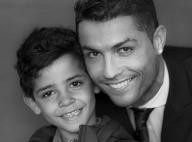 Cristiano Ronaldo : Son fils de 6 ans est son adorable sosie !