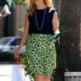 Exclusif - Reese Witherspoon fait du shopping à Beverly Hills le 24 juin 2016.