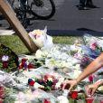 Nombreux hommages à Nice le 15 juillet 2016