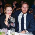 Drew Barrymore et Will Kopelman à New York, le 13 novembre 2014.