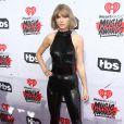 Taylor Swift au Photocall de la soirée des iHeartRadio Music Awards à Inglewood, le 3 avril 2016.