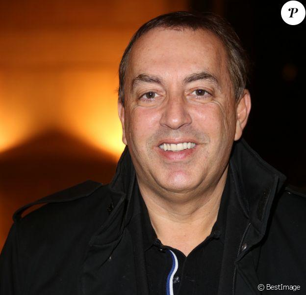 Jean-Marc Morandini - Lancement du projet de création du Musée Européen des Médias au Palais d'Iéna à Paris, le 28 janvier 2015.