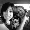 Photo de la défunte Christina Grimmie avec son amie Selena Gomez postée par cette dernière sur Twitter, le 11 juin 2016.